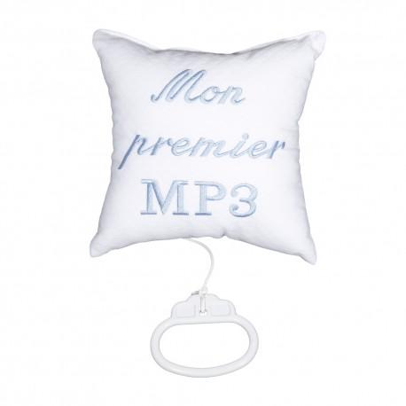 Boite à Musique - Mon premier MP3 Bleu