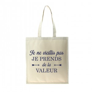 Tote bag Messages