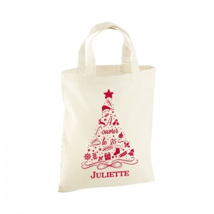 Mini tote bag de Noel