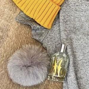 Parfum mixte intérieur et peau