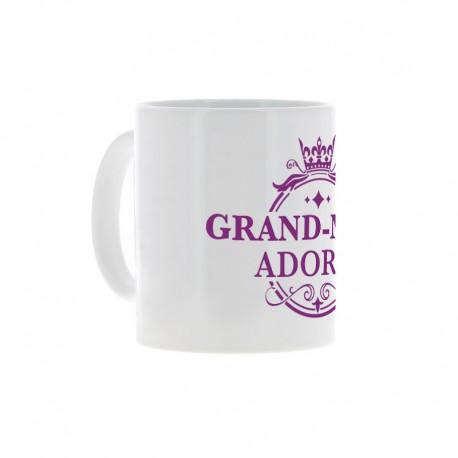Mug Grand-mère adorée