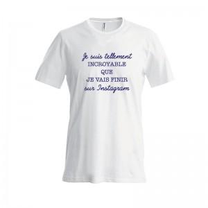T-Shirt enfant Instagram