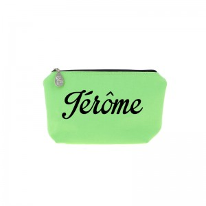 Trousse Betty bicolore prénom