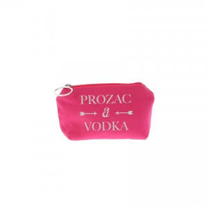 Trousse Betty - Fuschia - Message