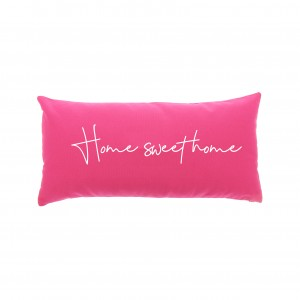 Coussin Message