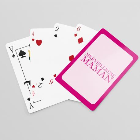 Jeu de cartes pour Maman